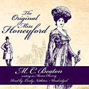 The Original Miss Honeyford: The Love and Temptation Series, Book 1 | Marion Chesney - M. C. Beaton