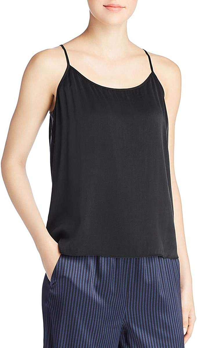 EileenFisher Womens Silk Stretch Tank Top