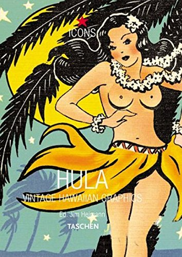 Hula: Vintage Hawaiian Graphics (Icons)
