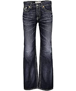 45c7cde8 Big Star Men's Union Comfort Straight Fit Jeans in Bounty at Amazon ...