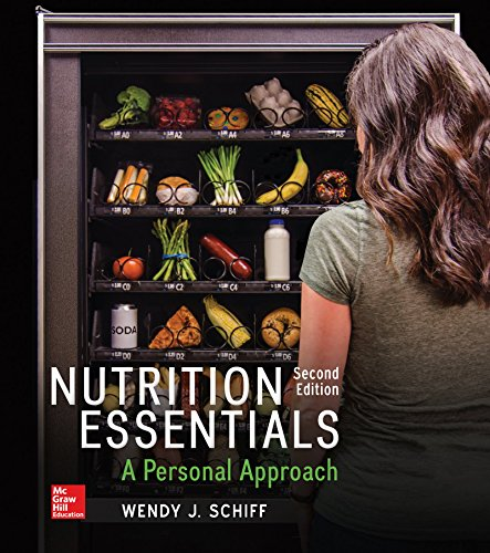 1259706540 - Nutrition Essentials: A Personal Approach