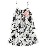 LittleSpring Little Girls' Clothing Shorts Set