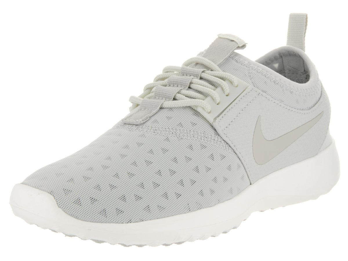 NIKE Women's Juvenate Sneaker, Light Bone/Light Iron Ore/Sail, 9 B US by NIKE