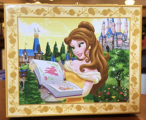 - Disney Parks Beautiful Belle Musical Jewelry Box Music Beauty and the Beast