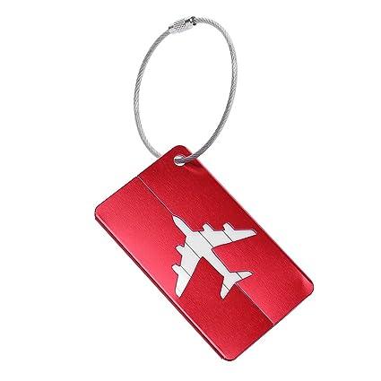 Broadroot - etiqueta para equipaje Checked tarjeta de ...