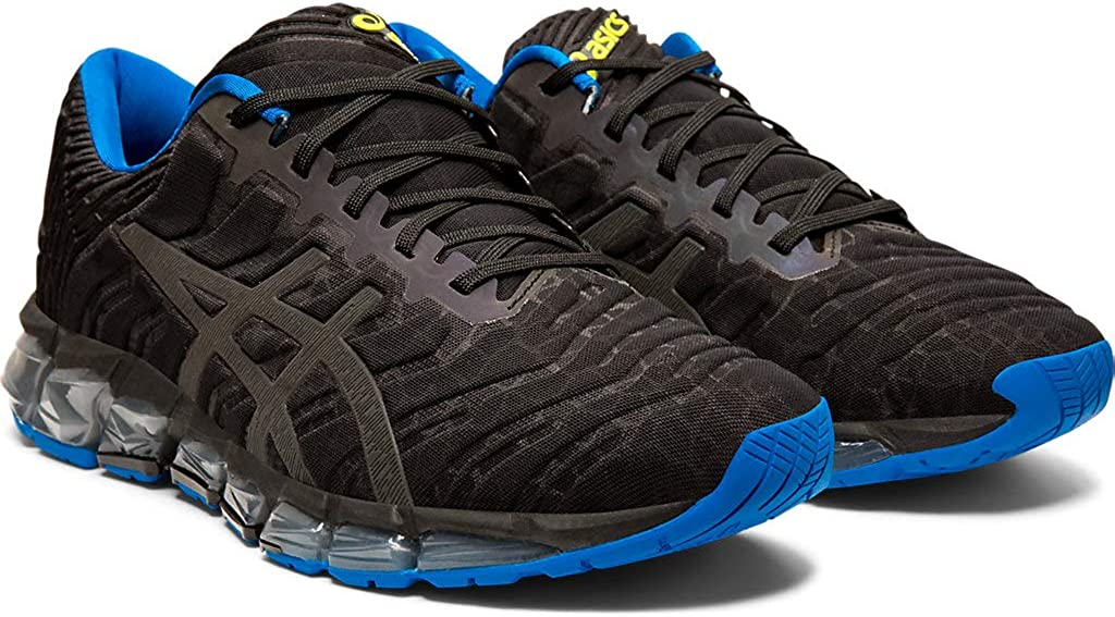 Asics Men s Gel-Quantum 360 5 Running Shoes, 9.5M, Black Black