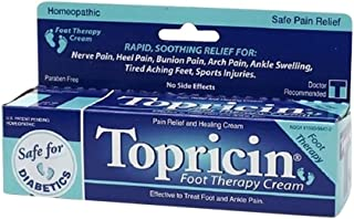 product image for TOPRICIN Foot Therapy Cream 2 OZ, 2 Pack