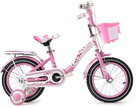 ZCRFY Niños Bicicletas Infantiles Chicas Estudiante Bebé Ajustable ...