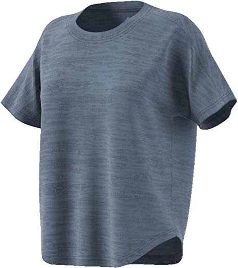 adidas Freelift Climalite T Shirt Femme: : Sports
