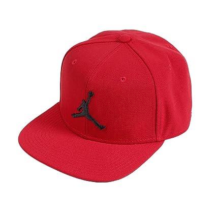Nike Jordan Pro Jumpman - Gorra, Unisex Adulto, Gym Red/Black, MISC