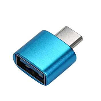Amazon.com: Adaptador USB tipo C, Mini USB-C a USB 2.0 OTG ...