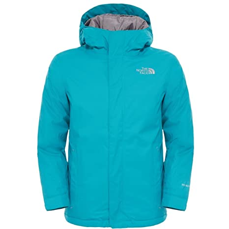 The North Face Y Snow Quest Jkt Chaqueta, Infantil, Verde, L
