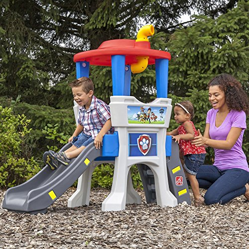 Step2 Paw Patrol Lookout Climber Slide Playset