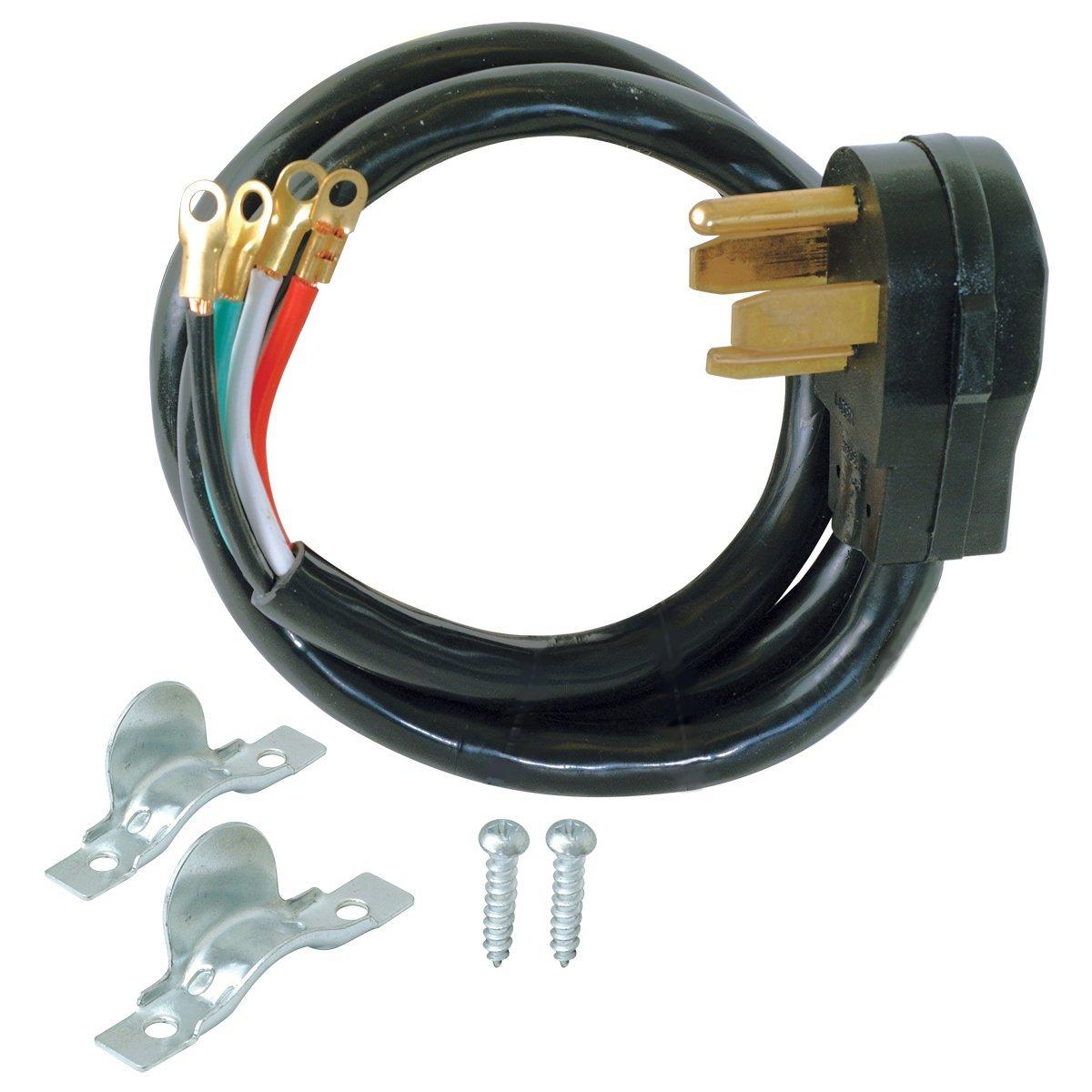 EZ-FLO 61259 4-Prong Dryer Cord - 30 Amp