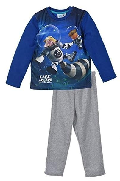 Ice Age - Pijama dos piezas - para niño azul 3 años