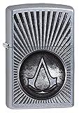 Zippo Assassin's Creed Rugged Crest Pocket Lighter