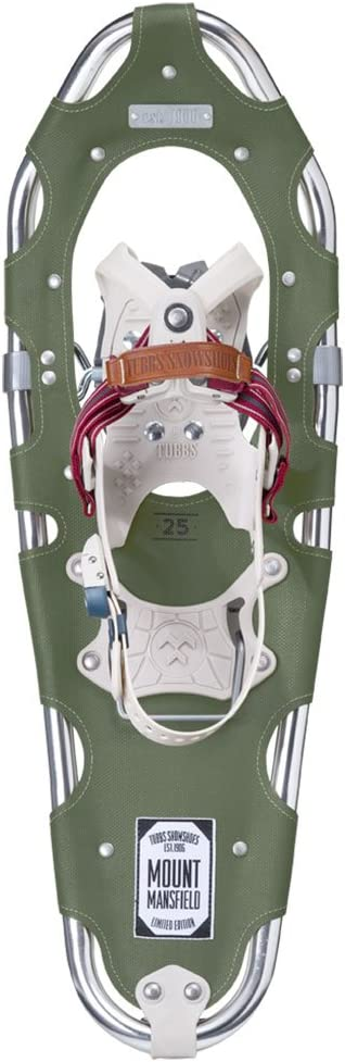 Tubbs Mount Mansfield Snowshoes for Women Sage