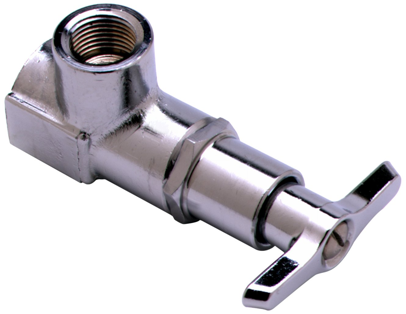 T/&S Brass B-1335 Angle Key Stop 1//2-Inch Npt Female Inlet 3//8-Inch Npt Female Outlet