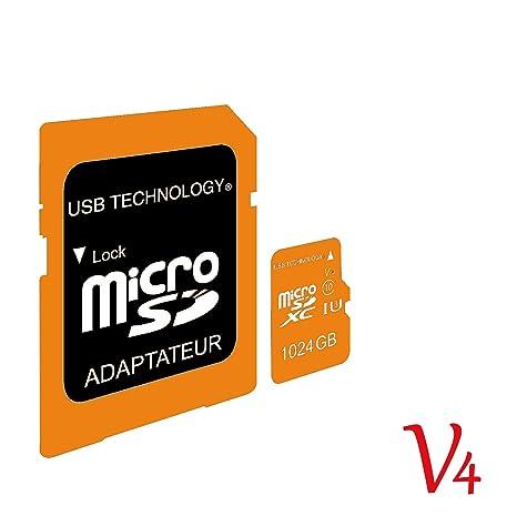 Tarjeta de Memoria - 1024 GB / 1024 Go (1 To - 1 TB): Amazon.es ...