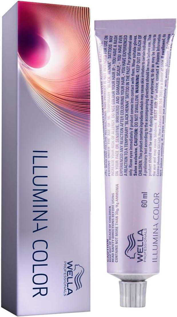 Wella Tinte Illumina 5/35-60 ml: Amazon.es: Belleza