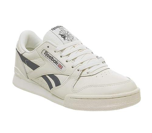 Reebok Classic Phase 1 PRO MU Sneaker Herren BeigeBordeaux Sneaker Low