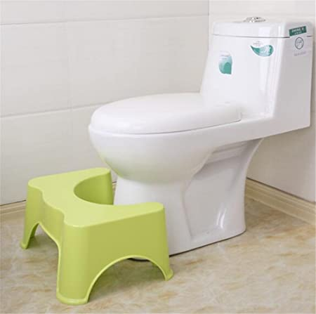 wge squatting toilet stool medically tested \u0026 proven to aid bowel