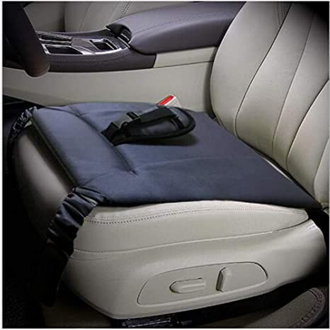 Soft Breathable Safe Seat Pad Adjustable Pregnant Car Seat Cover Cushion BE