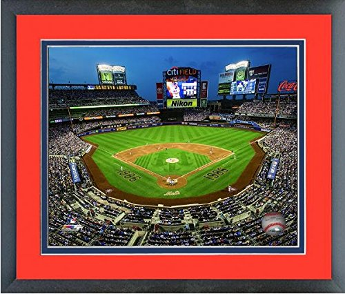 MLB New York Mets Citi Field 2016 Stadium Photo (Size: 22.5