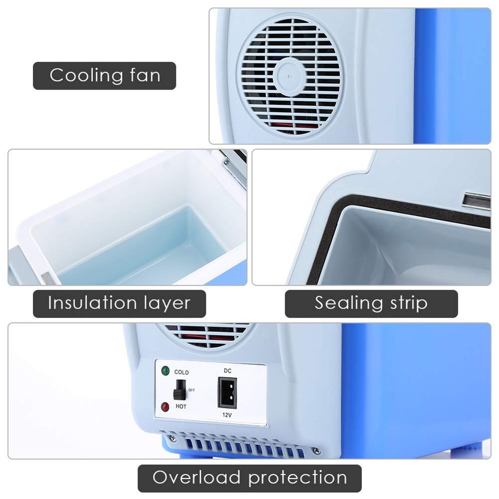 Mini refrigerador multifunción Home Travel Car Control de Doble ...