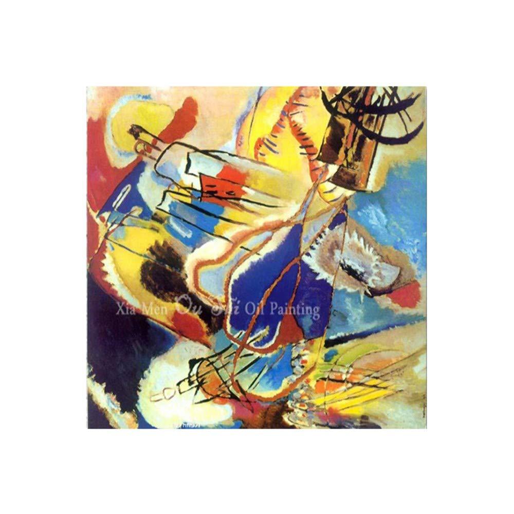 YDDFSGGFDSG Lienzo 100% Pintado a Mano Lienzo Pintura al óleo Pintura Abstracta Arte de la Pared decoración para el hogar Pared de la Sala de imágenes sin Marco Arte