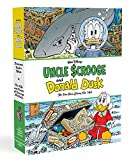 Walt Disney Uncle Scrooge And Donald Duck The Don Rosa Library Vols. 3 & 4 Gift Box Set (The Don Rosa Library)