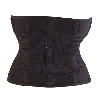 06e99d6838d Women slimming body shaper waist Belt girdles Firm Control Waist trainer  corsets plus size Shapwear modeling