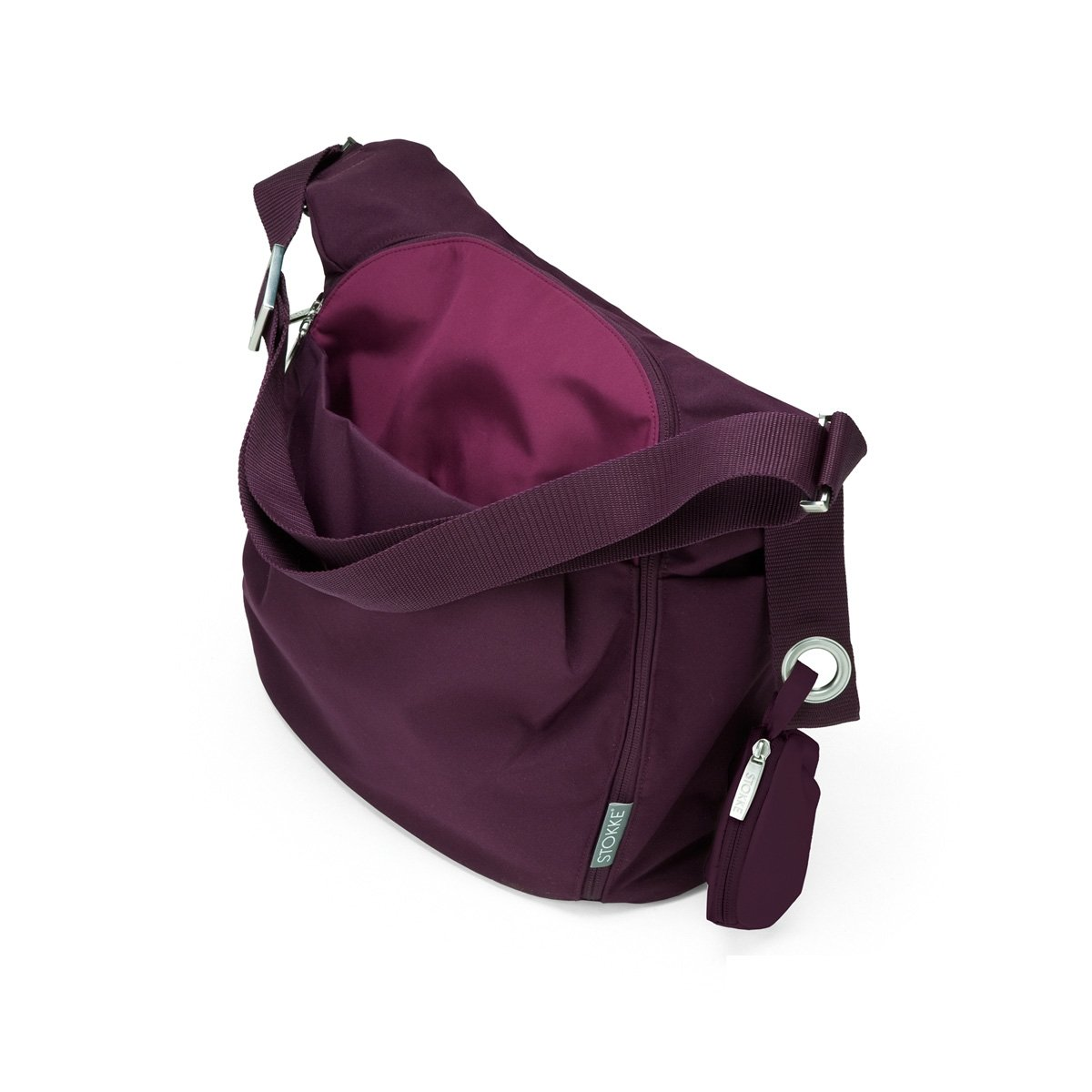 人気No.1 Stokke Xplory Changing B003Q4OMMO Bag, Xplory Purple by Stokke [並行輸入品] Changing B003Q4OMMO, ナガトロマチ:1d4f2476 --- arianechie.dominiotemporario.com