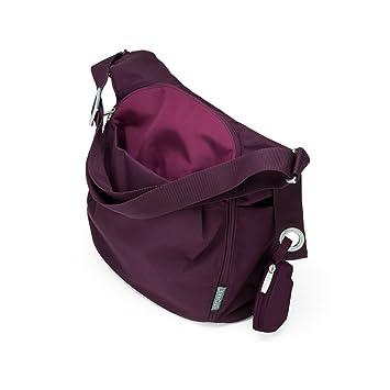 f4f9d8309442e Amazon.com : Stokke Xplory Changing Bag, Purple : Diaper Tote Bags : Baby