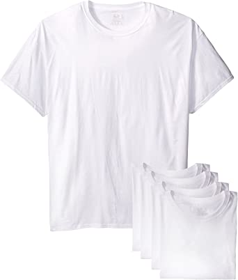 All Sizes 3 PACK Fruit of the Loom Boys 5 oz.Heavy Cotton HD T-Shirt 3931B