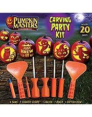 Pumpkin Masters Pumpkin Carving Party Kit