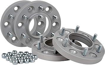 Spurverbreiterung Aluminium 4 Stück 20 30 Mm Pro Scheibe 40 60 Mm Pro Achse Inkl TÜv Teilegutachten Auto