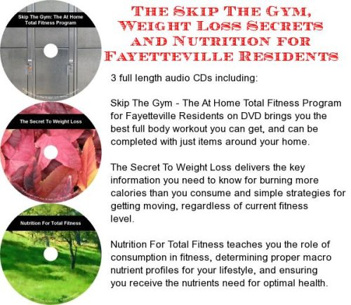 The Skip The Gym Weight Loss Secrets Nutrition For Fayetteville