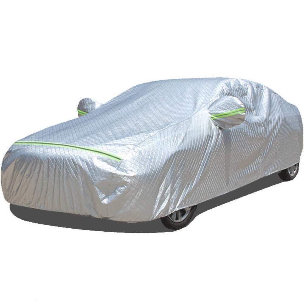 車のカバー防水車のカバープジョー407スバルXvシボレーCaptiva Xc90車のための防水傘サンシェードファンダ   B07T9SQMQN