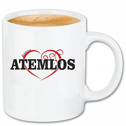 Altura de la taza de café de aire de cerámica de 9,5 cm & 8