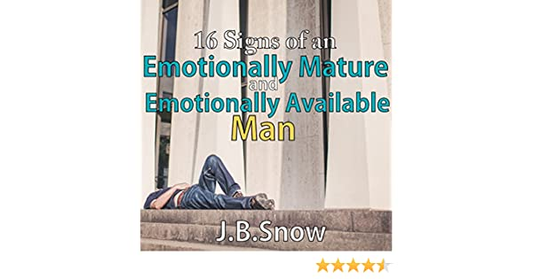 how to tell if a man is emotionally available