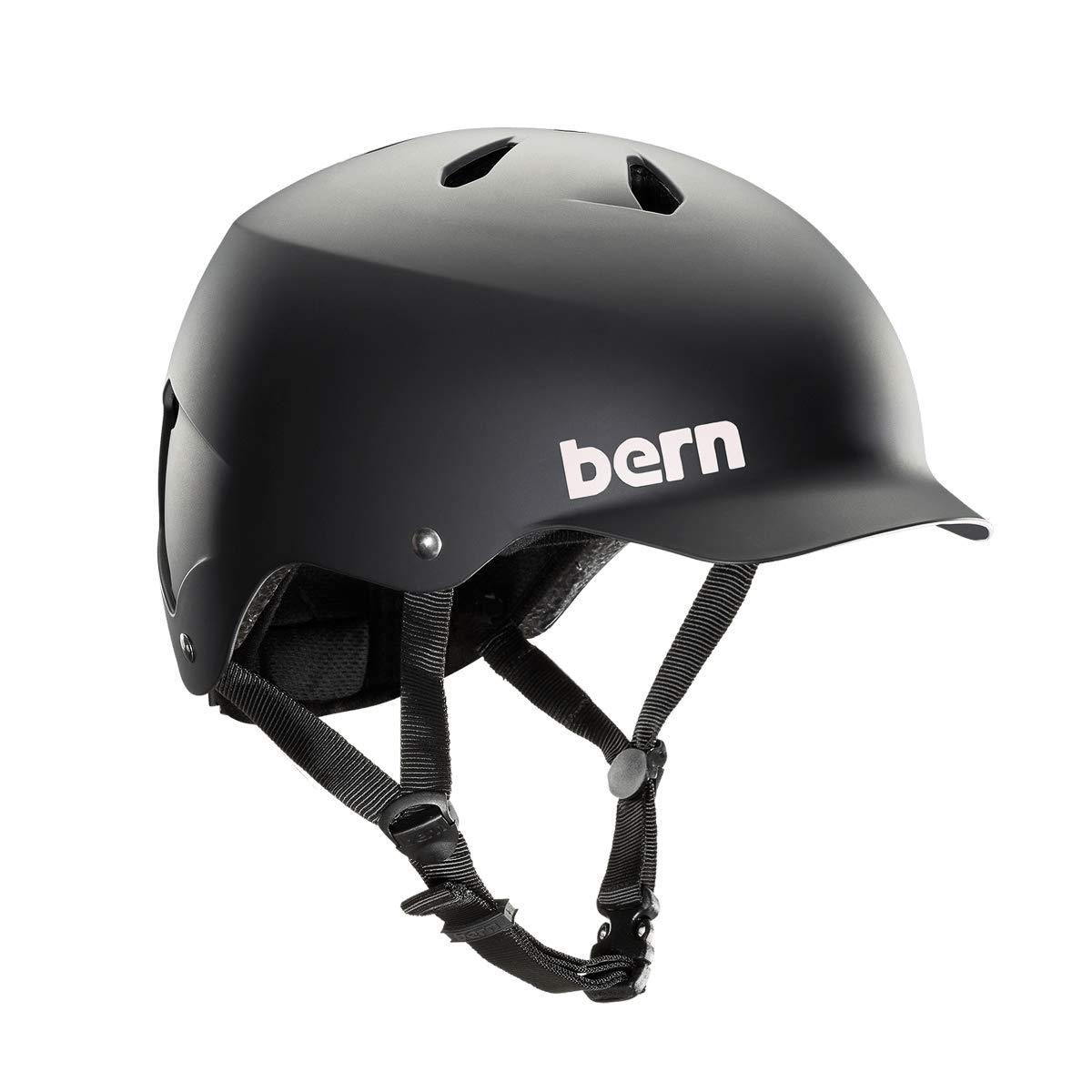 Bern Watts MIPS Helmet - Matte Black Small