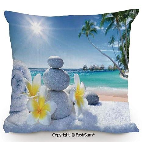 Amazon.com: FashSam Home - Almohada súper suave para sofá ...