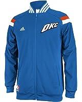 Oklahoma City Thunder Adidas 2014-15 on Court Jacket