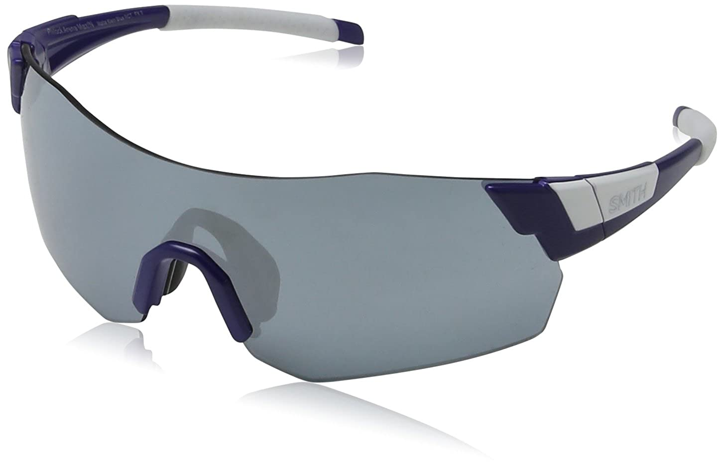 Smith PIVLOCKARE XB RCT 99, Gafas de Sol Unisex Adulto, Azul (Matt Bluee/Slv Silver)