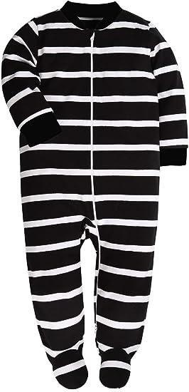 610476514 Amazon.com  Baby Cotton Cartoon Pajamas Baby Girls and Boys Long ...
