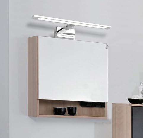 Glighone Lampe pour Salle de Bain Miroir Applique Murale LED 10W
