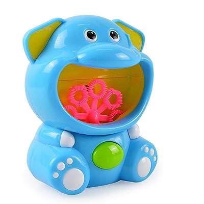 Brawl Children's Electric Bubble Blowing Machine Automatic Bubble Toys Bubbles : Baby