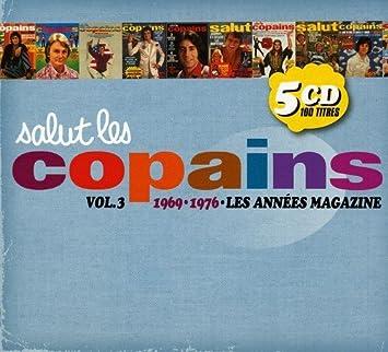 the latest a736c 15a59 Various Artists, Salut Les Copains, Claude-Michel Schönberg ...