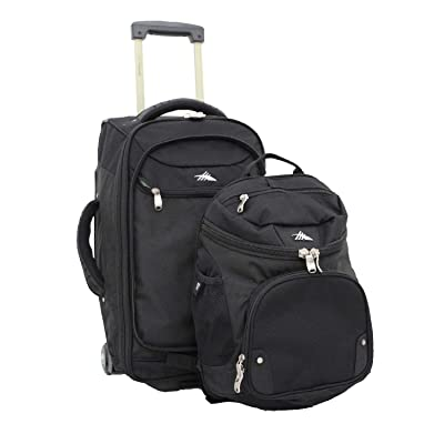 High Sierra At3 Rolling Backpack